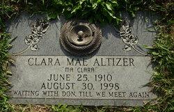 Clara Mae Altizer