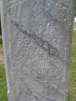 Marie Becvar