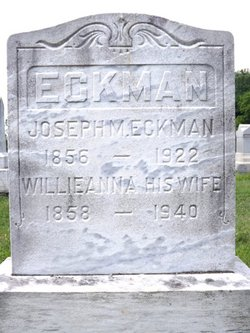 Joseph Merritt Eckman