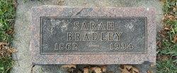 Sarah Elizabeth <i>Meadowcroft</i> Bradley