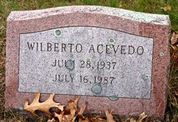 Wilberto Acevedo