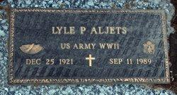 Lyle P Aljets