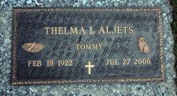 Thelma L Tommy Aljets