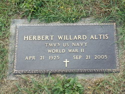 Herbert Willard Altis