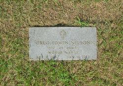 Orlo Edwin Nelson