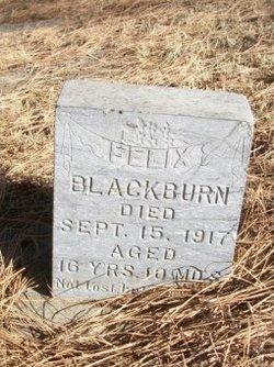 Felix Blackburn