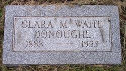 Clara May <i>Waite</i> Donoughe