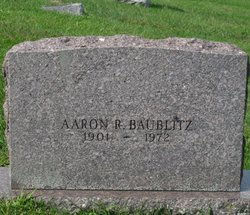 Aaron Raymond Baublitz