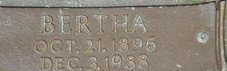 Bertha Bromley