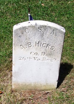 Alanson B. Hicks