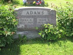 Isaac Oliver Adams