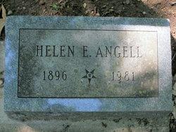 Helen E <i>Baker</i> Angell