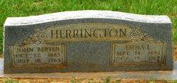 John Berten Herrington