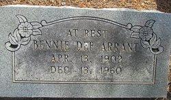 Bennie Dee Arrant