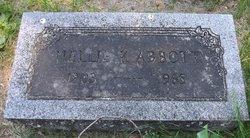 Nellie K <i>Milstead</i> Abbott