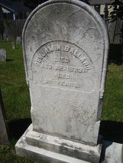 Benjamin Ballard