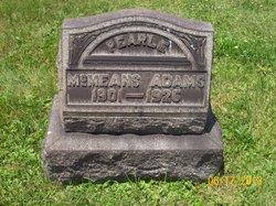 Pearle Elizabeth <i>McMeans</i> Adams