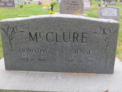 Dorothy Evelyn <i>Ramer</i> McClure