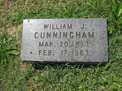 William J Cunningham