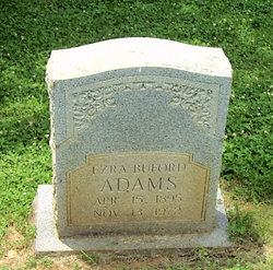 Ezra Buford Adams