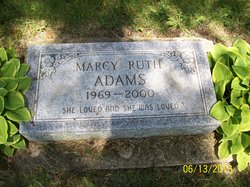 Marcy Ruth Adams