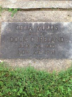 Celia <i>Mullis</i> Ireland