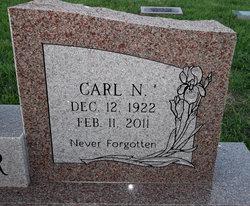 Carl Newton Butler