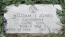 William T. Bill Jones