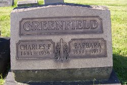 Charles F Greenfield