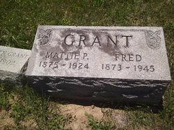 Mattie Grant