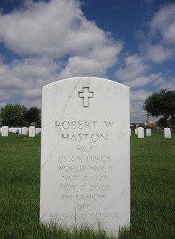 Robert W Haston