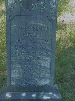 James Elmer Bowlin