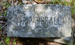 Dr John R. Parshall