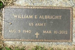 William Earl Albright