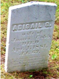 Abigail G. Cobb
