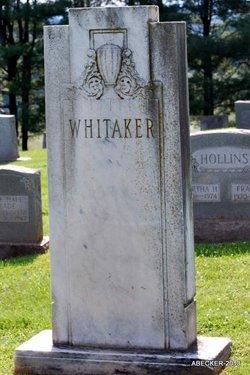 John Henry Whitaker