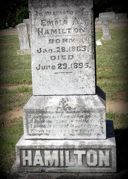 Emma <i>Reynolds</i> Hamilton
