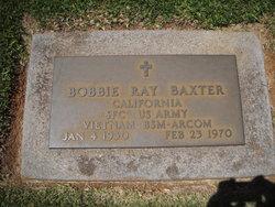Sgt Bobbie Ray Baxter