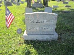 Harry Joseph Baumgardner