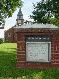 Center Baptist Church Cemetery