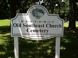 Old Southeast Church Cemetery