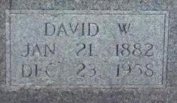David W. Adcock