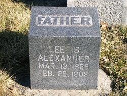 Lee S Alexander