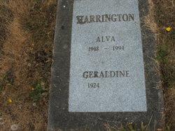 Alva Leroy Harrington