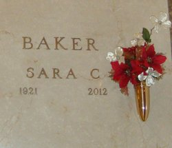 Sara <i>Caskey</i> Baker