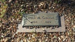 Lula May <i>Hicks</i> Gibson