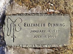 Elisabetha <i>Binder</i> Denning