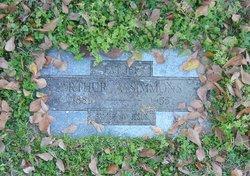 Arthur Augustus Simmons
