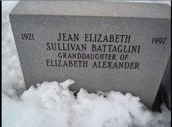 Jean Elizabeth <i>Sullivan</i> Battaglini