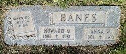 Anna E. <i>O'Hare</i> Banes
